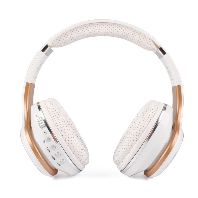 Multifunctional FE-19 Foldable Wired Wireless Bluetooth Smart Stereo Headset Headphone with Mic for iPhone iPad PC Tablets