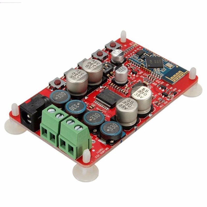 TDA7492P Wireless Bluetooth 4.0 Audio Receiver Digital Amplifier Board