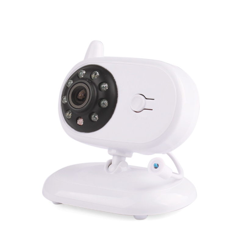 3.5 inch Color LCD Baby Monitor 2.4G Digital Wireless Night Vision Audio Video