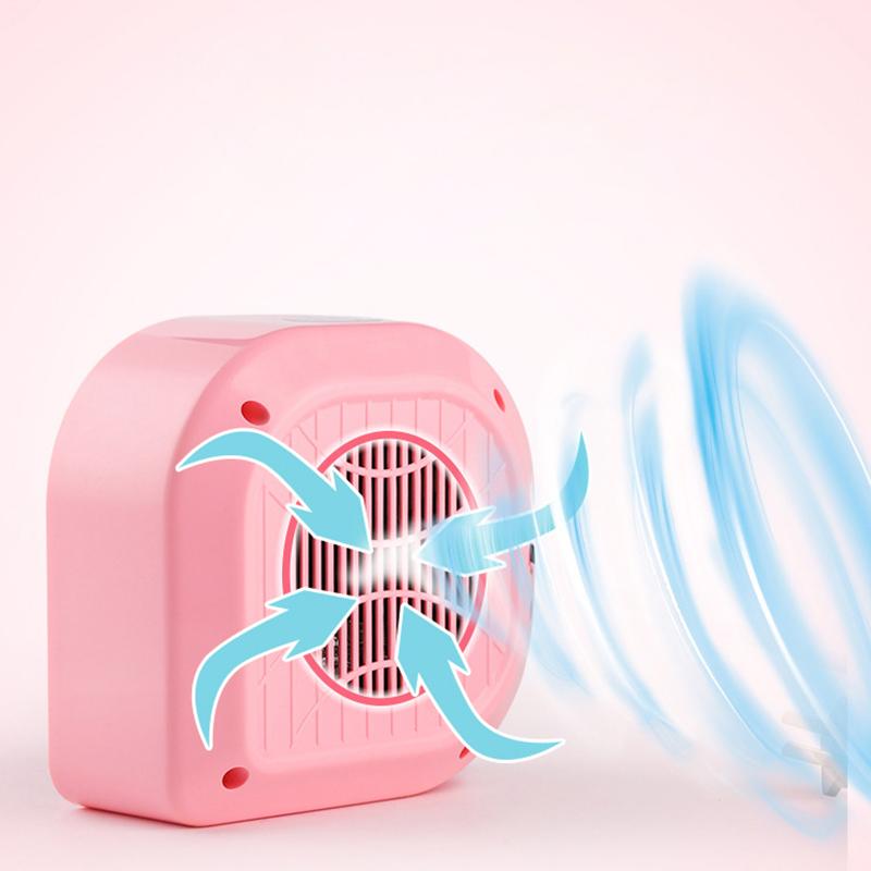 220V Desktop Heater Mini Portable Personal Space Electric Heaters