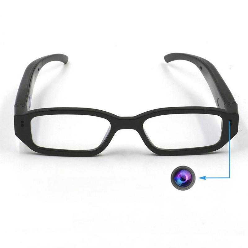 720x480 Glasses Hidden Camera Eyewear DVR Camcorder Eyeglass Digital Video Recorder