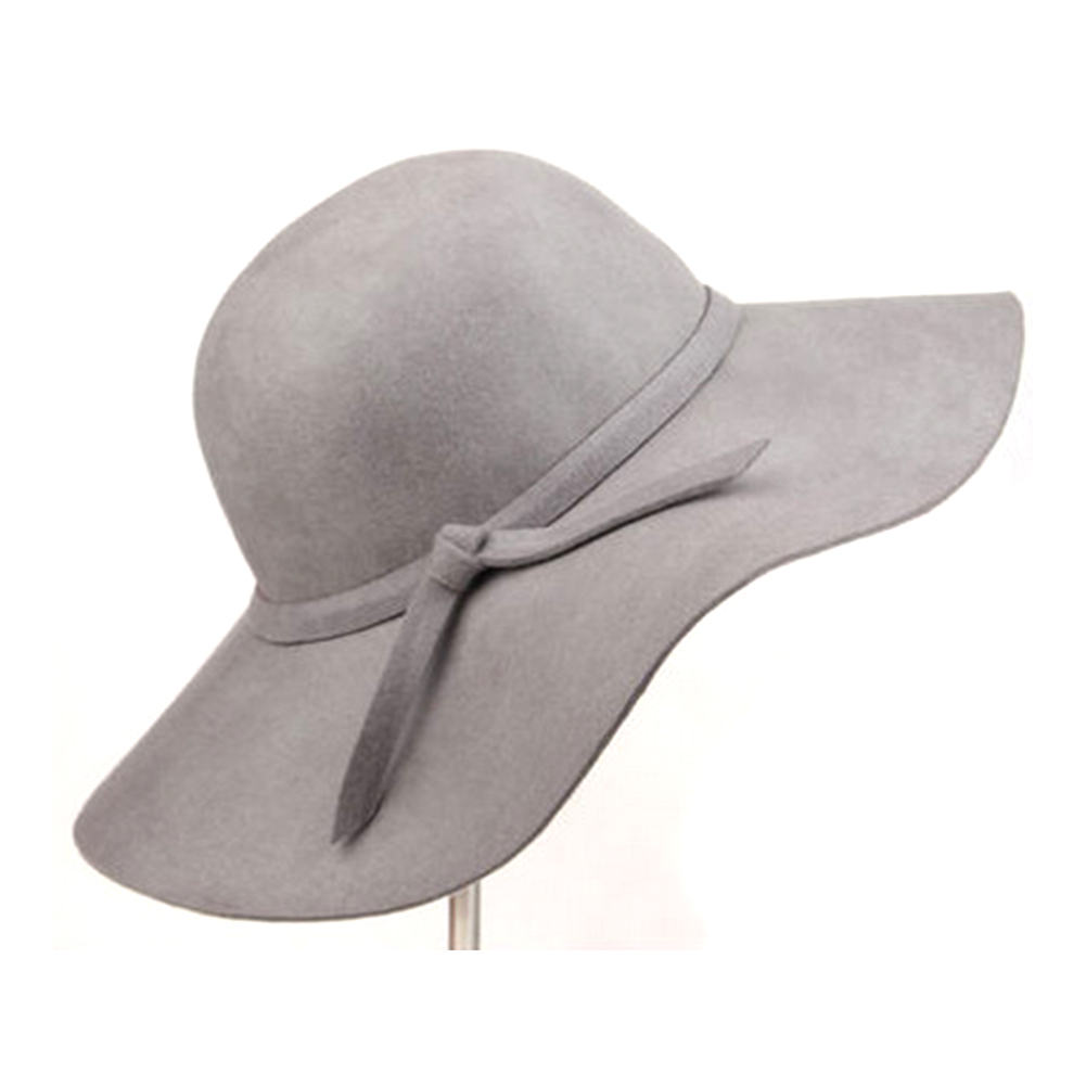 Fashion Summer Fashion Fedoras Retro Pure Women's Beach Sun Hat Female Waves Large Lady Sun Hat 10 Colors