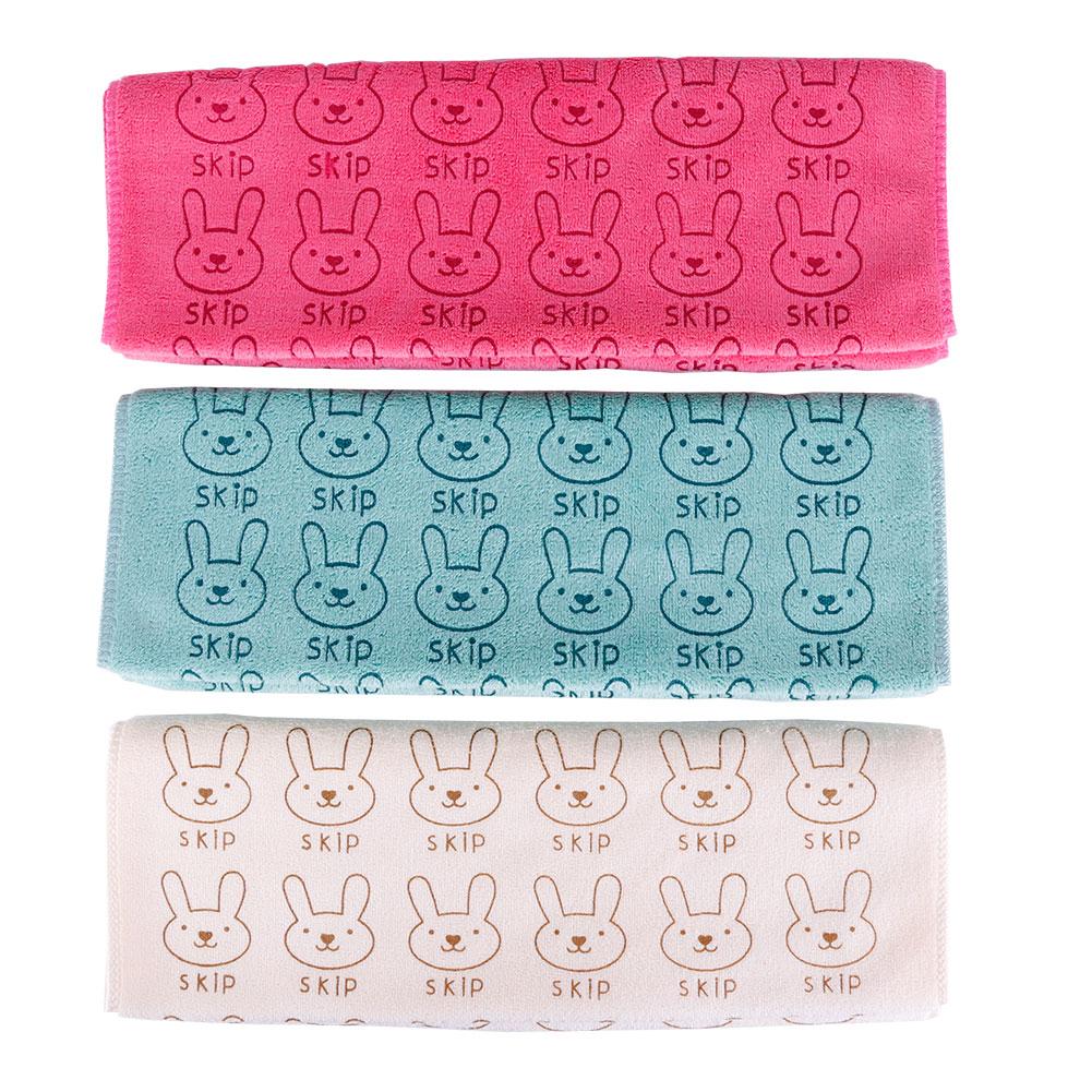 3Pcs/lot Soft Baby Infant Newborn Rabbit Animals Bath Towel Washcloth Bathing Towels