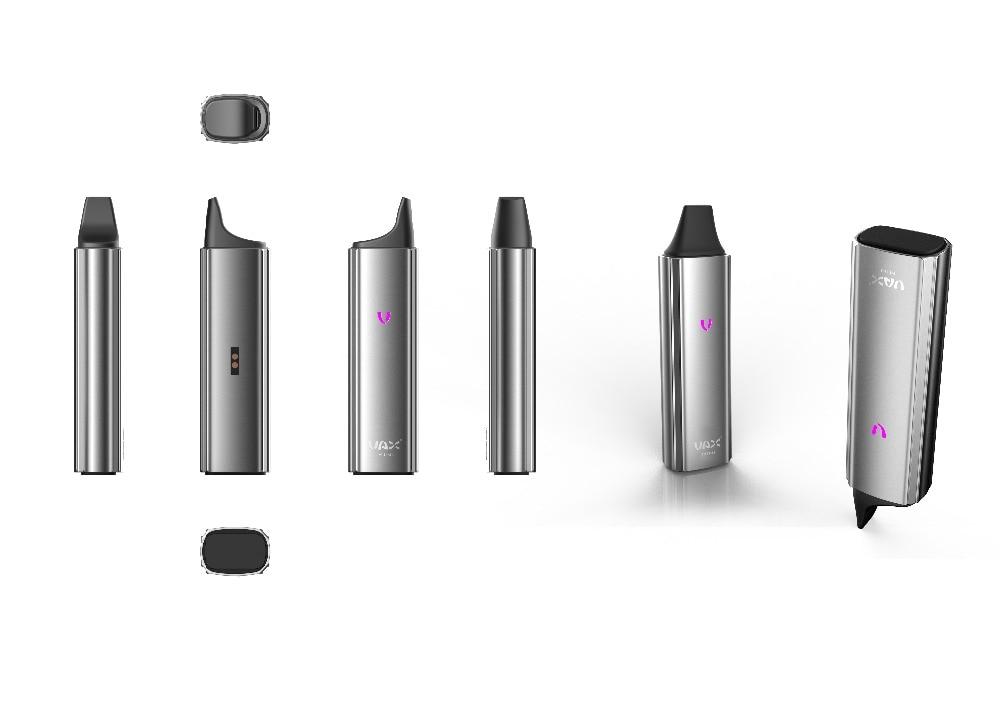 Vax mini dry herb vaporizer 3000mah battery three levels Temperature control herbal vape pen  Electronic cigarette vapor kit