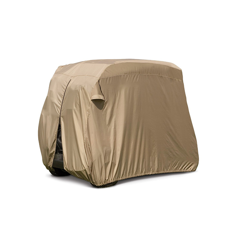 Enclosure Golf Cart Cover Fit Go Club Car Suzuki Cart Protector 2 Seat