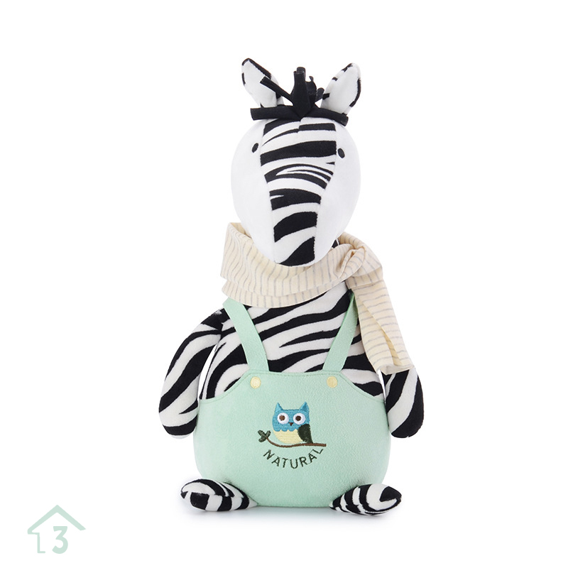 Metoo Pastoral Series Cute Stuffed Cartoon Animal Plush Doll Toy Baby Birthday Christmas Gif 23cm