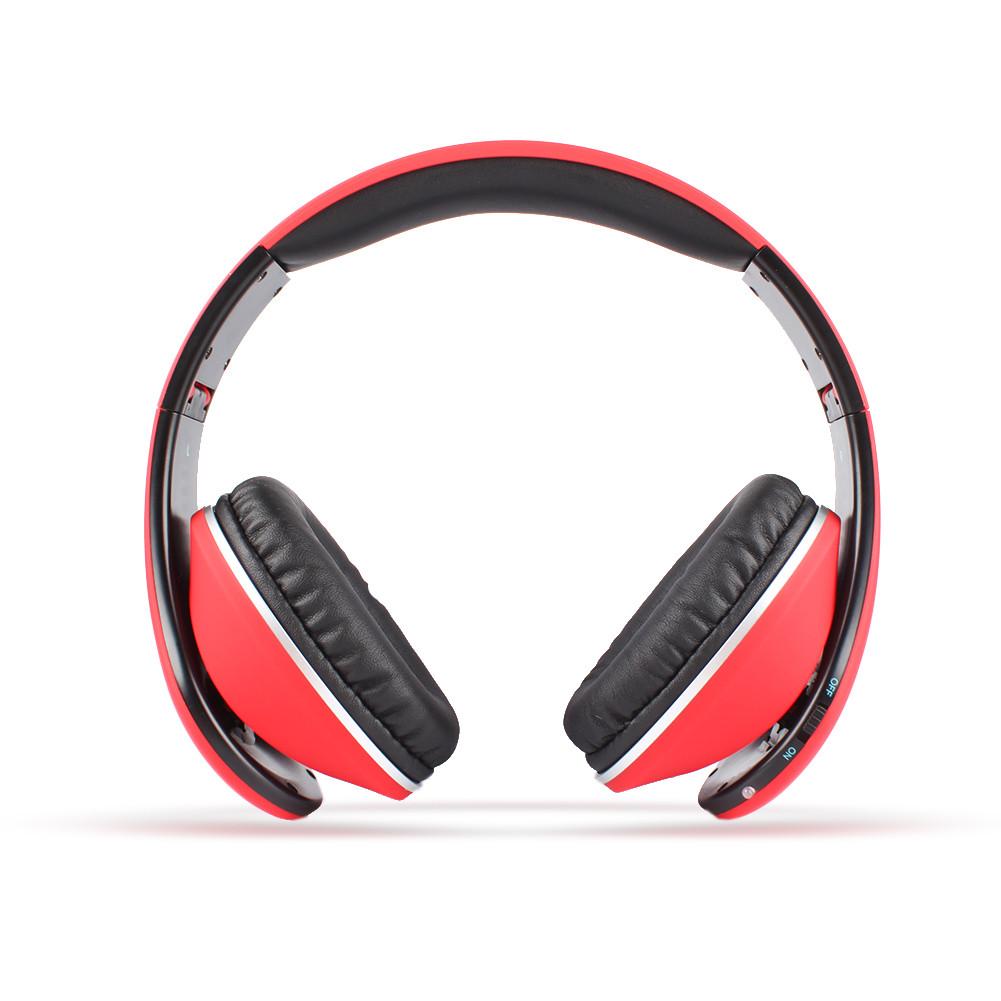 HIFI Stereo Wireless Bluetooth Music Headset Headphone with Microphone Handsfree Foldable