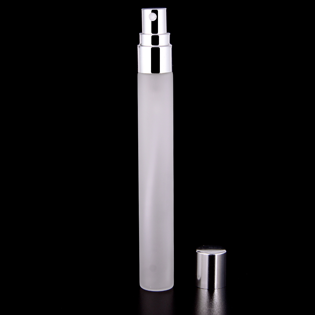 10ml Atomizer Glass Bottle Spray Refillable Fragrance Perfume Empty Scent Bottle for Travel Party Portable Makeup Tool