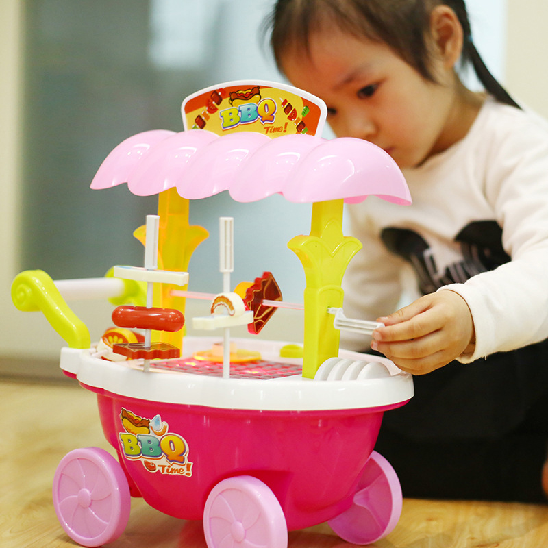 New Arrival Kids Growth Paradise Playset Children Toys