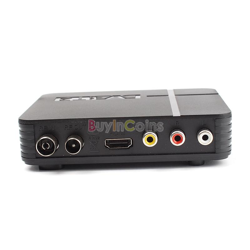 HD 1080P DVB-T2 TV Set-top Box Digital Terrestrial Receiver with USB For TV HDTV