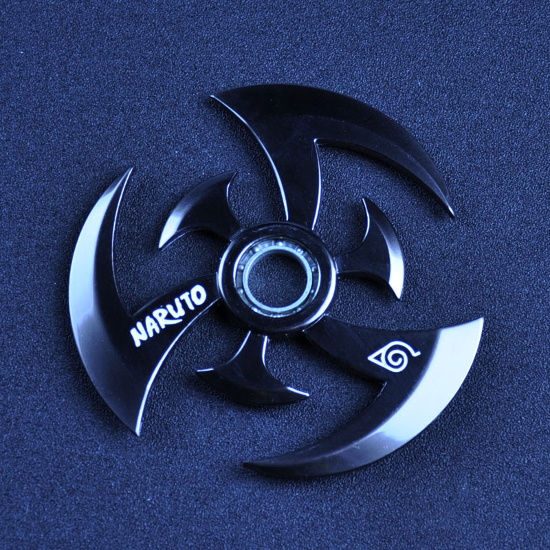 Popular Games Hand Spinner Toys Safty Fidget Metal Finger Stress Rotating Relax Toy