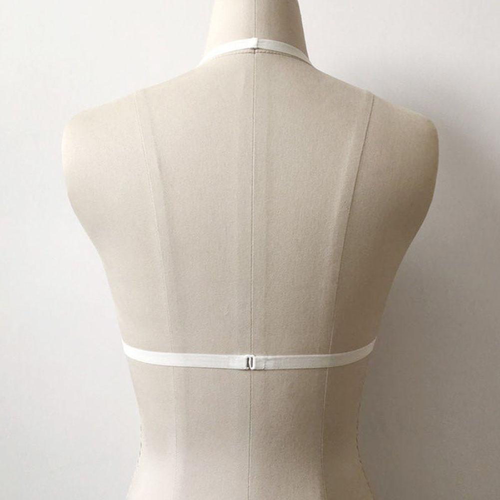 Sexy Womens Tops Bustier Bra Vest Crop Top Bralette Sleeveless Blouse Tank