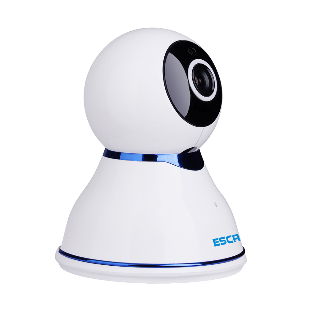 Escam QF507 HD 1080P Wireless IP IR Camera Day/Night Vision 2MP 3.6mm Lens Pan Tilt Monitoring