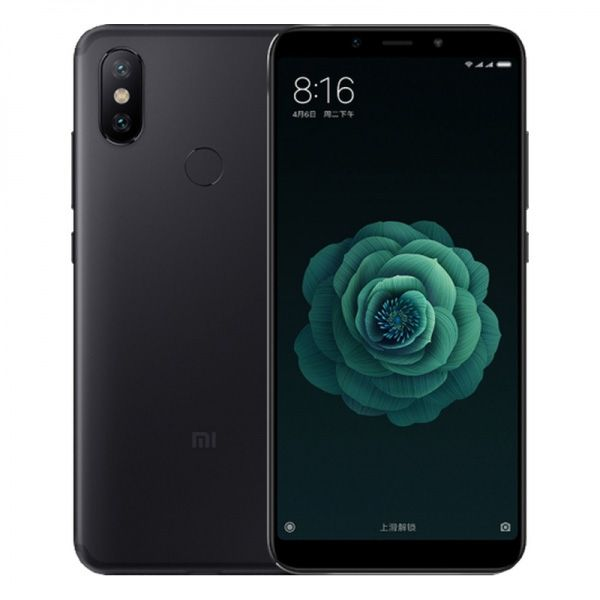 Xiaomi millet 6X new mobile phone smart dual camera Xiao Long 660 treatment organ network fashion camera phone 64GB version 2018