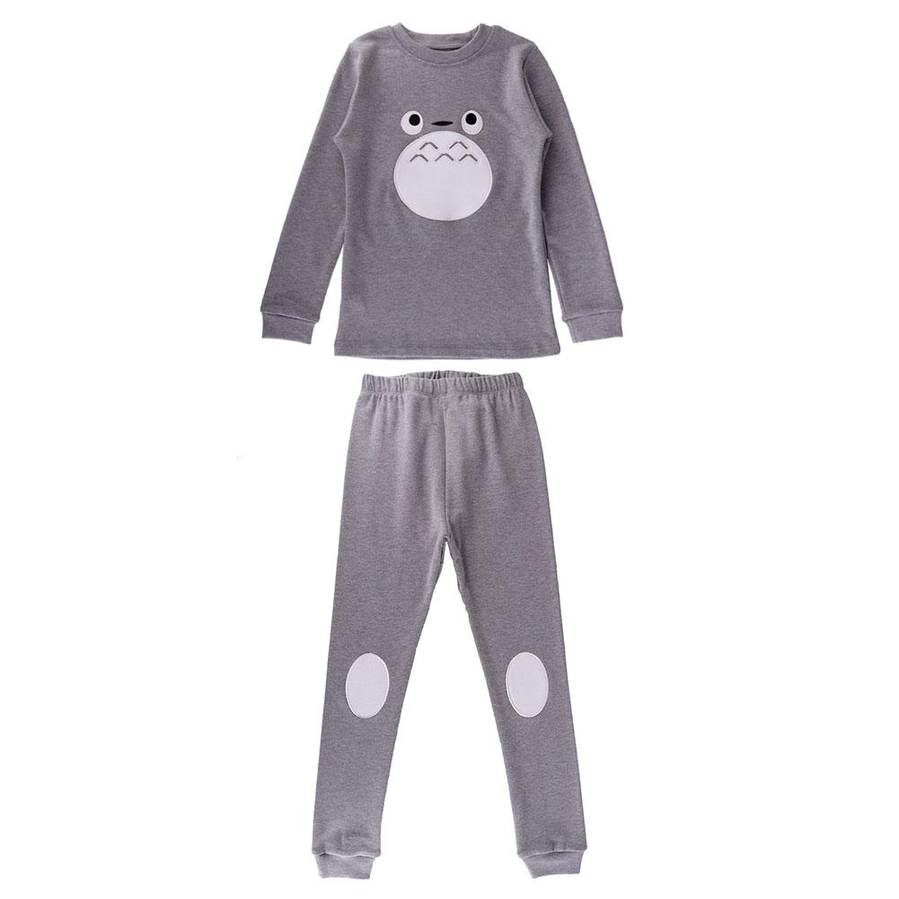 Baby Toddlers Kids Girls Fashion Cartoon Nightwear Pajamas Set Sleepwear Homewear Clothing Suit