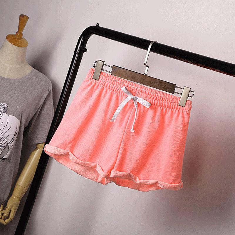 Women Lady Sexy Hot Pants Summer Casual High Waist Beach Sport Shorts