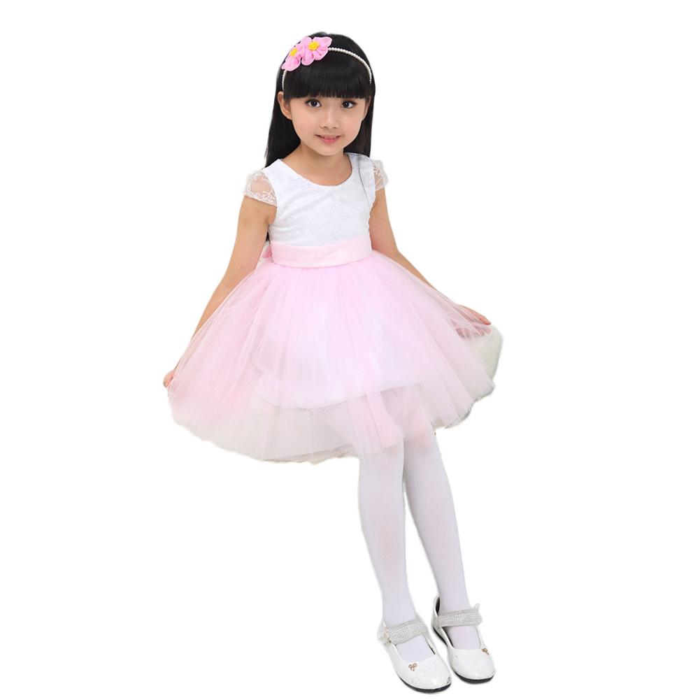 Baby girl Dance fashion white stocking Ballet dance Tights