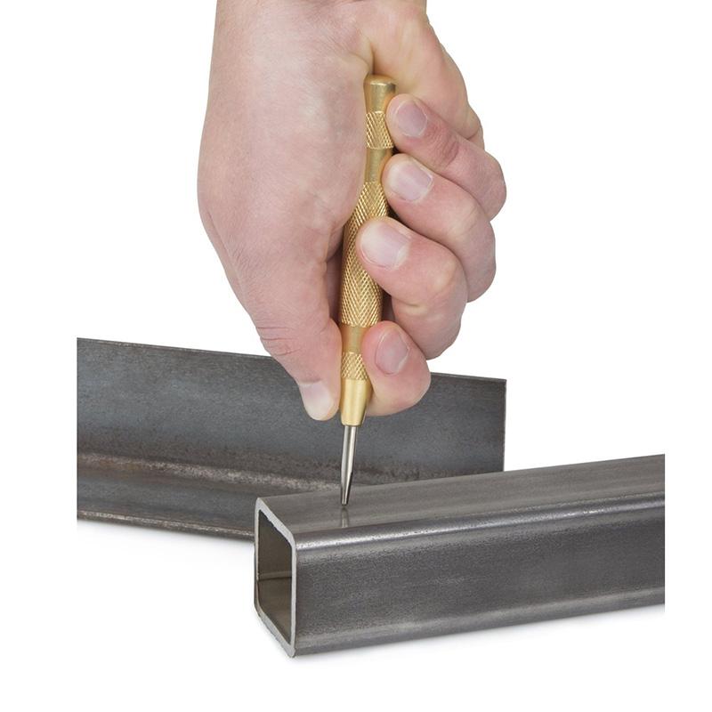 Titanium Step Drill Bit Set, 3-Piece Set & Automatic Center Punch Tool Kits