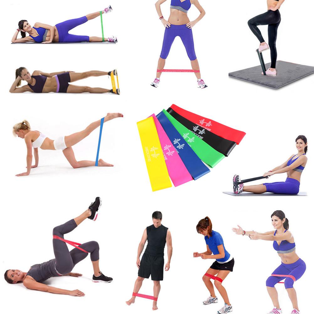 Finger Fitness Elastic Bands for Workout Resistance Bands for Training Rubber UK