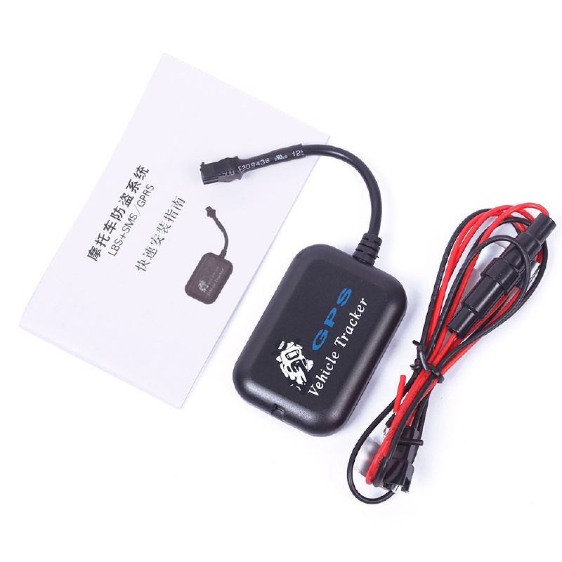New GPS GSM GPRS Tracking SMS Real Time Car/Auto Vehicle Motorcycle Tracker