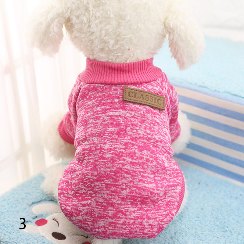 Cute Pet Coat Dog Jacket Winter Clothes Puppy Cat Sweater Clothing Coat XXL Size