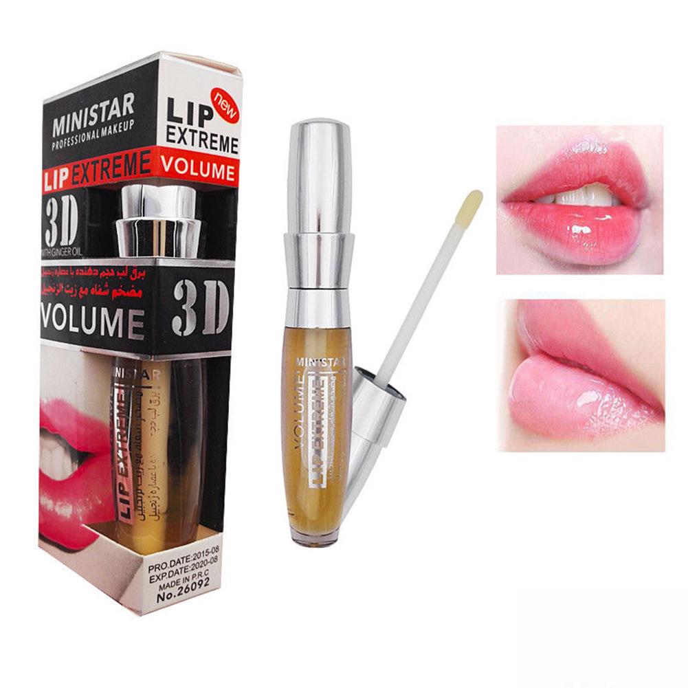 Pro Makeup Liquid Moisturizing Lipstick Lip Gloss Long Lasting Cosmetic Sexy Plump Lips Waterproof