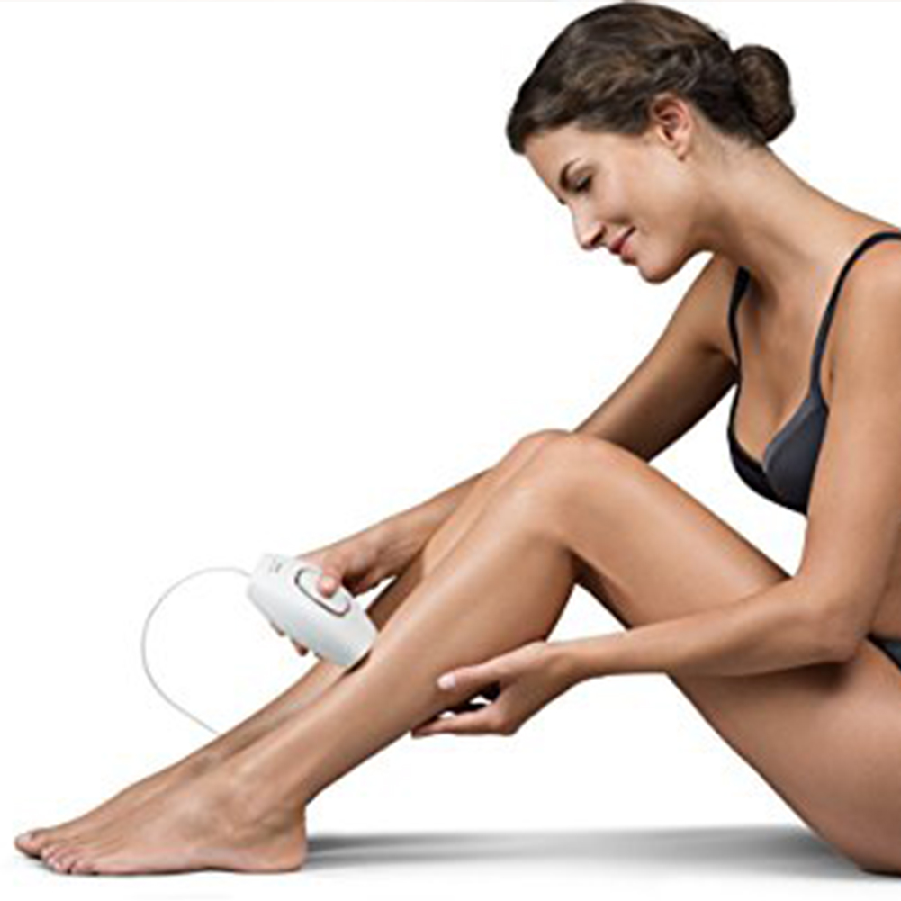 Soft Lumea Comfort IPL Hair Removal System Professional Hair Trimmer Devise for Home White Pink US UK EU AU Plug IN/without Retail Box