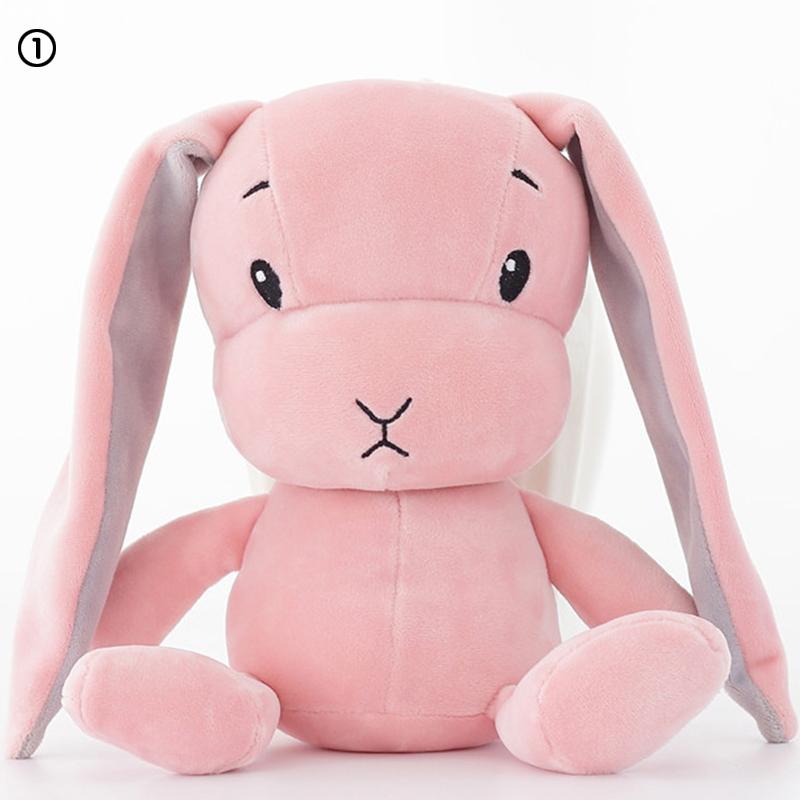 Creative Lucky Rabbit Plush Toys Stuffed Pillow Doll Soft Cushion Gift