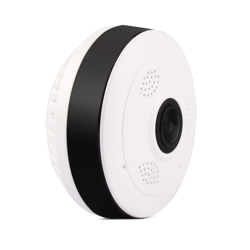 V380 2MP HD 960P Fisheye WIFI Camera Monitor 360° VR Panoramic Camera