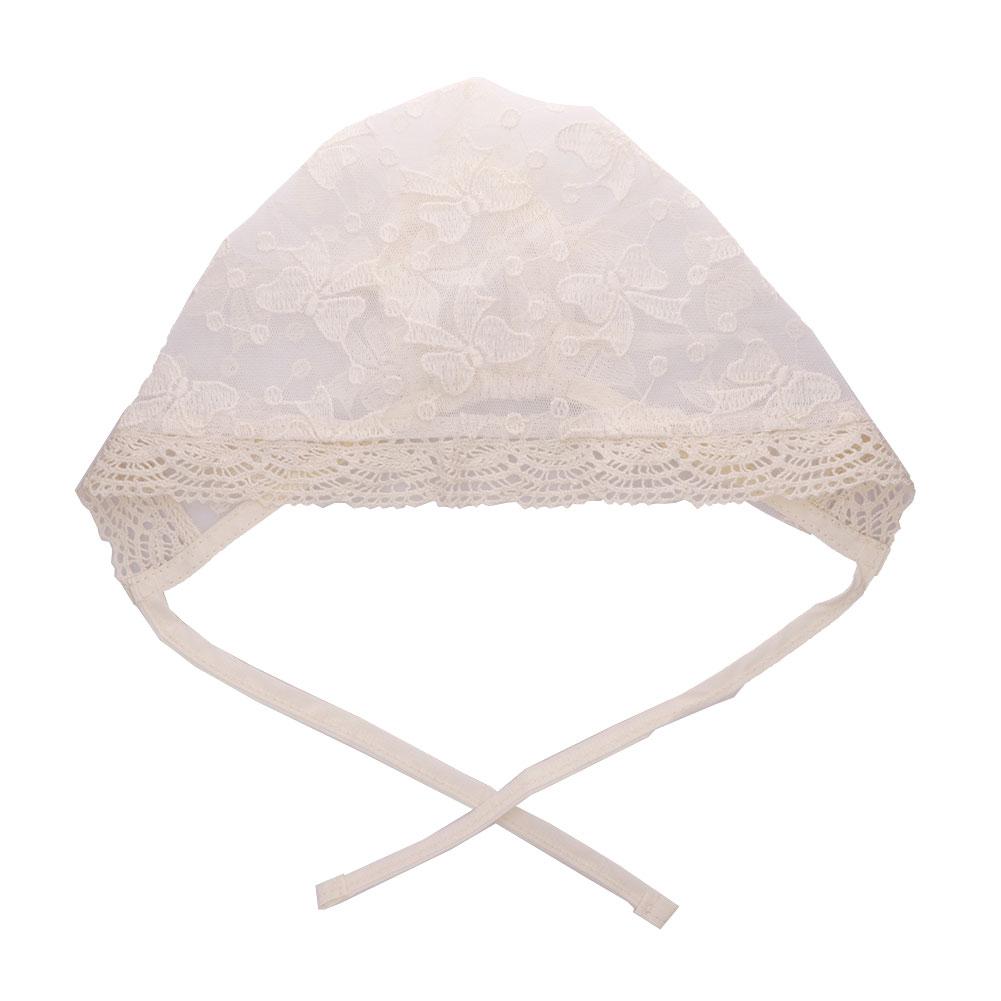 Baby Girl Newborn Flower Lace Hat Girls Headwear Photography Props