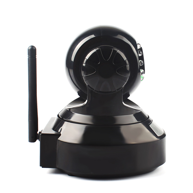 Webcam Wireless Pan/Tilt IP Network Camera Audio Night Vision View WIFI Camera
