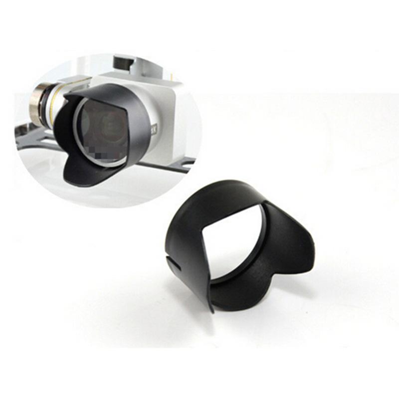 Lens Hood Camera Lens Protector Sun Hood For DJI Phantom 3 Professional Advanced