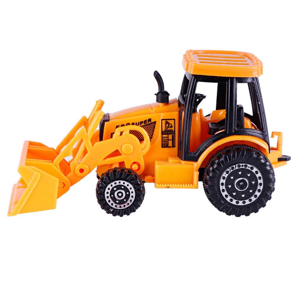 1:64 Classic Toys Engineering Car Mini Children Construction Vehicles