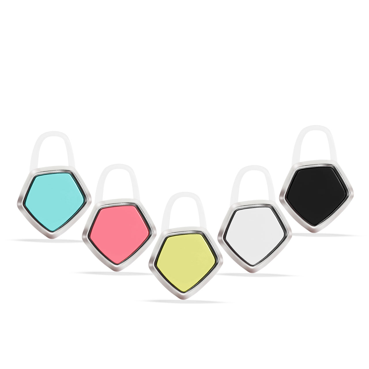V4.1 Mini Wireless Bluetooth Stereo In-Ear Invisible Earphone For iPhone