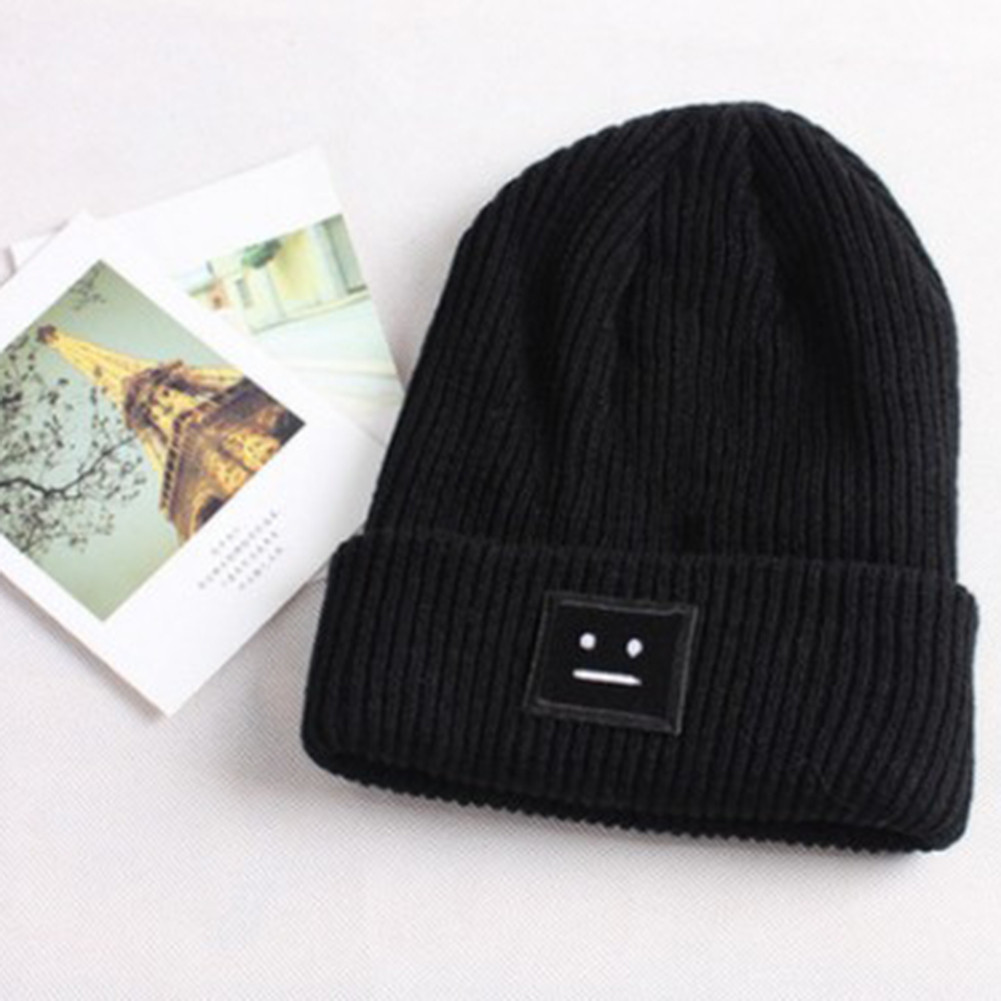 Winter autumn Unisex Skull hat Knitted cap Woolen hat Caps hat Beanies Beret