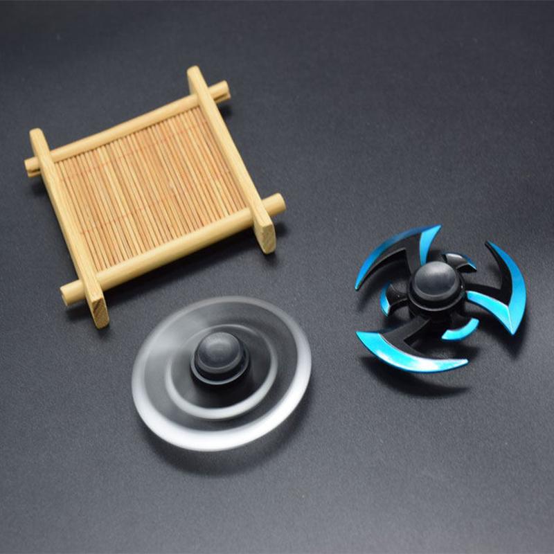 Tri Angle Hand Spinner EDC Finger Spinner Desk Focus Toy Adult Relax Toys