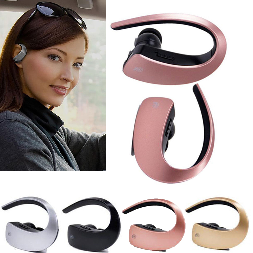 Q2 Wireless Bluetooth Sports Stereo Headphone Earphone Earbuds with MIC For iPhone iPad Smart Phones