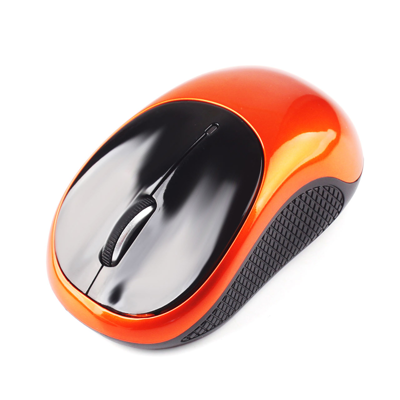 Wireless Mouse 2.4GHz Cordless Optical Mice DPI USB Receiver for PC Laptop