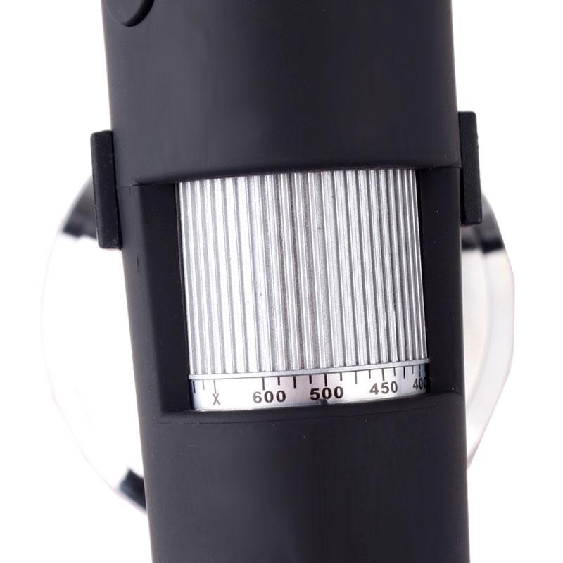500X Digital Microscope 2.0MP 8-LED Endoscope Electronic Magnifer Camera