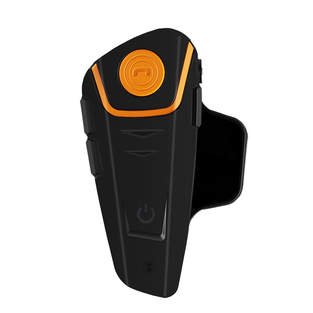 BT-S2 1000m Bluetooth Motorcycle Helmet Intercom Headset Interphone GPS FM Radio
