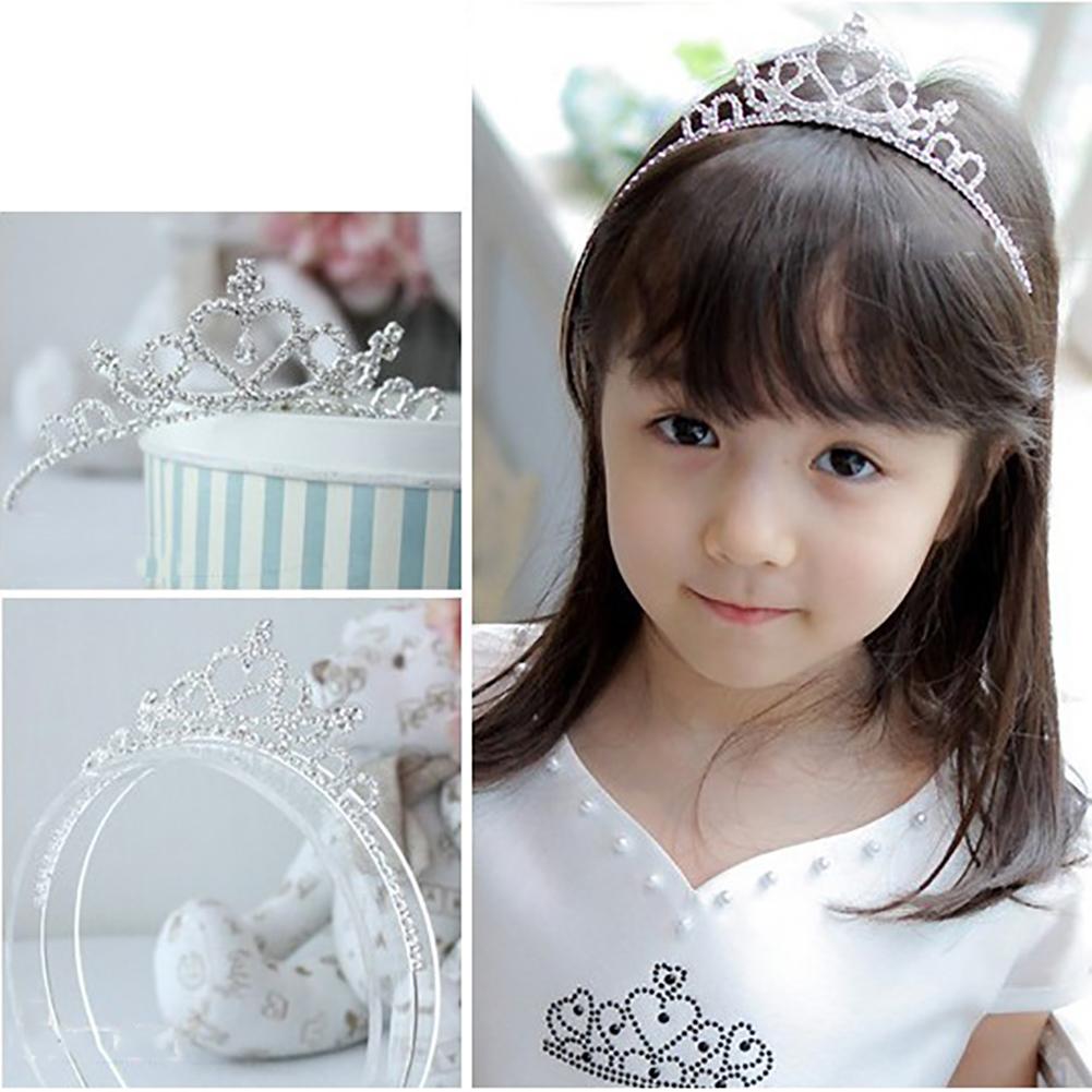 Baby girl newborn fashion diamond headband children headwear Accessories