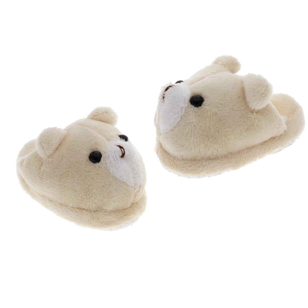 "Doll Accessories Rabbit Slippers Fit 16/18"" 43cm American Girl Doll Kids Gift"