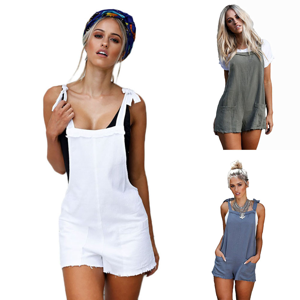 Fashion Women Ladies Jumpsuit&Romper Shorts Playsuit Bodycon Party Clubwear Trousers