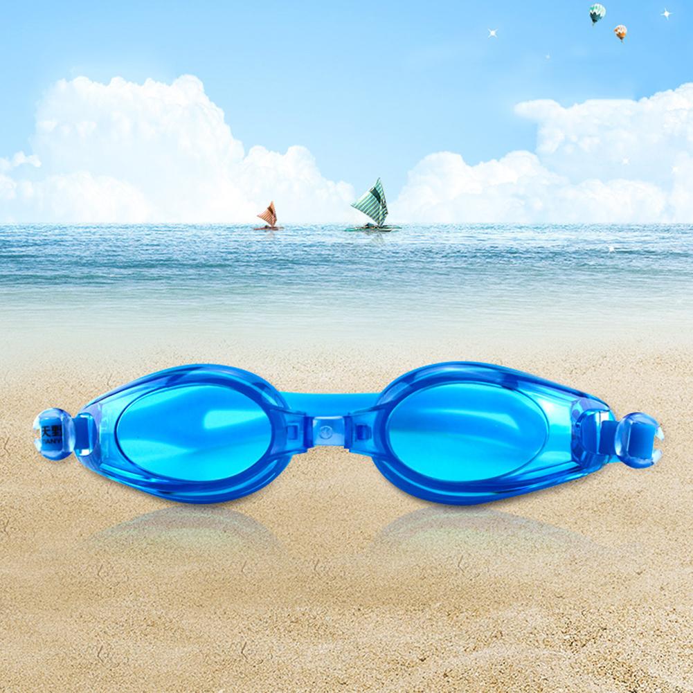 HD Anti Fog Goggles Silicone Waterproof Swimming Goggles Fashionable Men Women General Swimming Glasses