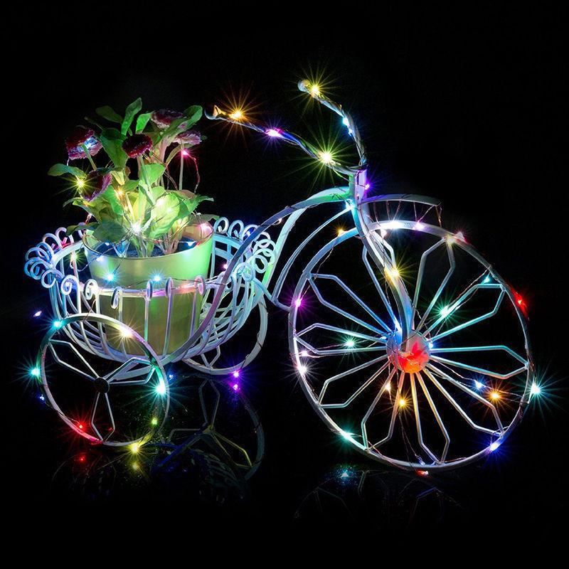 1.5M 15 LED Wine Bottle Cork Shaped String Light Night Fairy Light Lamp Home Decor For Xmas Party