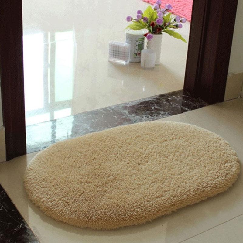 Vogue Absorbent Soft Memory Foam Bathroom Bedroom Floor Shower Mat ...