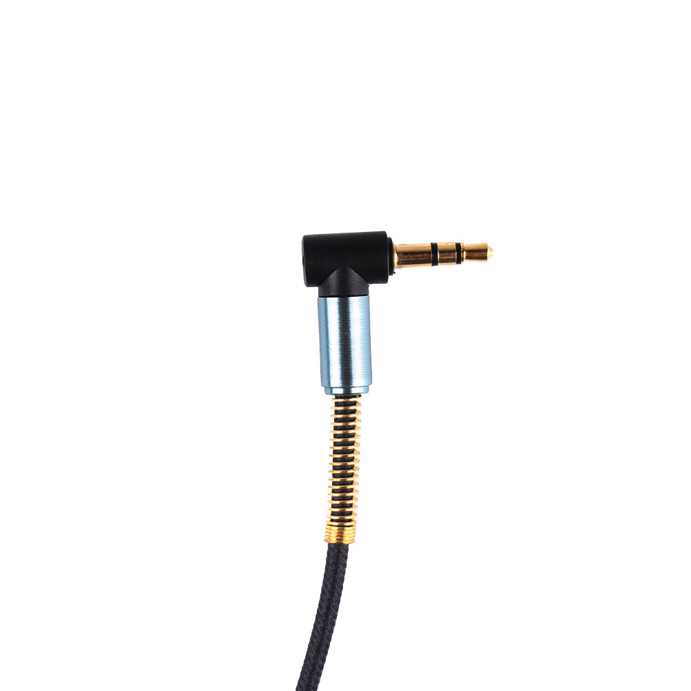 3.5MM Jack Plug Y Splitter Audio Stereo Extension Earphone Headphone Cable