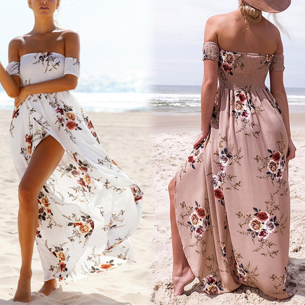 beach summer sundress
