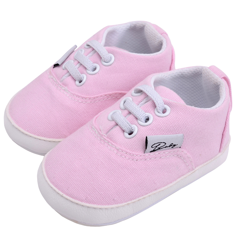 Cute Casual Shoes Baby Shoes Girls Boys Canvas Shoes Soft Casual Baby Shoes